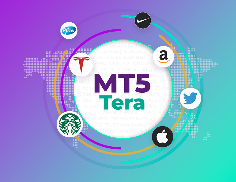 MT5 Tera, Your Brand New Trading Account is Here